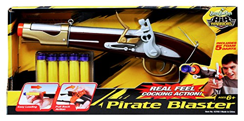 バズビー ブラスター アメリカ 直輸入 ソフトダーツ 【送料無料】BuzzBee Pirate Flintlock Foam Dart Blasterバズビー ブラスター アメリカ 直輸入 ソフトダーツ