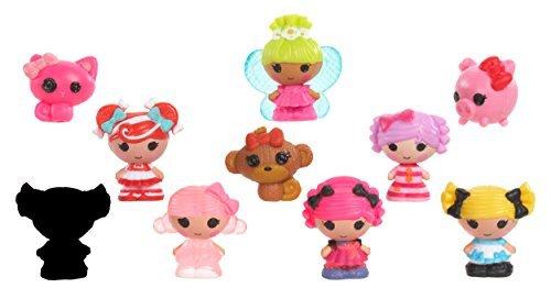 ララループシー 人形 ドール Lalaloopsy Tinies 10 Doll Collection - by Lalaloopsyララループシー 人形 ドール
