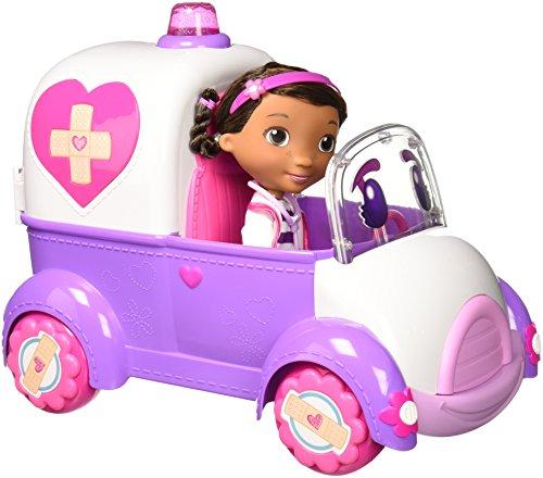 ドックはおもちゃドクター ディズニーチャンネル ドックのおもちゃびょういん 92110 【送料無料】Just Play Doc McStuffins Rosie The Rescuer Toyドックはおもちゃドクター ディズニーチャンネル ドックのおもちゃびょういん 92110