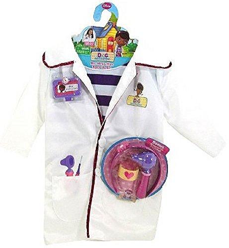 ドックはおもちゃドクター ディズニーチャンネル ドックのおもちゃびょういん Disney Doc McStuffins Doctors Coat Costume Set with Shirt and Bonus Accessoriesドックはおもちゃドクター ディズニーチャンネル ドックのおもちゃびょういん