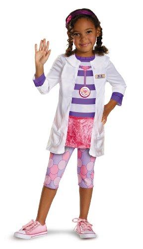 ドックはおもちゃドクター ディズニーチャンネル ドックのおもちゃびょういん 59084M 【送料無料】Disney Doc McStuffins Classic Girls' Costumeドックはおもちゃドクター ディズニーチャンネル ドックのおもちゃびょういん 59084M