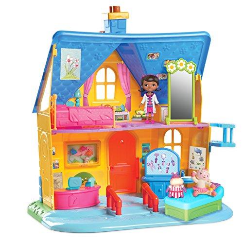 ドックはおもちゃドクター ディズニーチャンネル ドックのおもちゃびょういん 91325 Doc McStuffins Clinic Doll House with Dollドックはおもちゃドクター ディズニーチャンネル ドックのおもちゃびょういん 91325