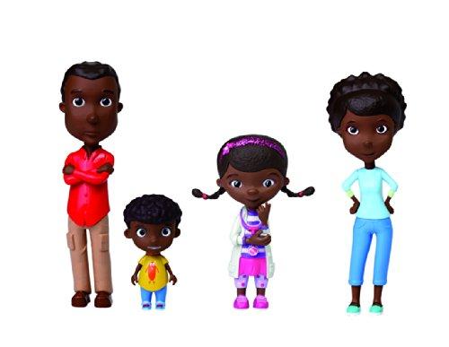 ドックはおもちゃドクター ディズニーチャンネル ドックのおもちゃびょういん 90044 Doc McStuffins Doc and Friends Mini Figure Family Packドックはおもちゃドクター ディズニーチャンネル ドックのおもちゃびょういん 90044