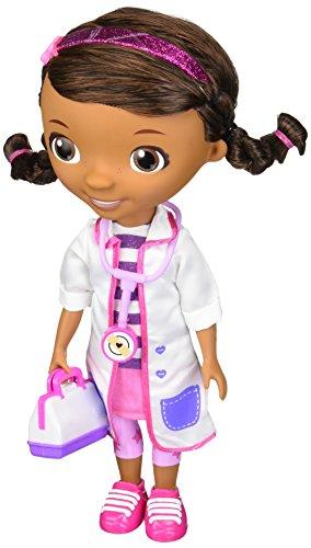 ドックはおもちゃドクター ディズニーチャンネル ドックのおもちゃびょういん 91823 【送料無料】Doc McStuffins My Friend Doc Doll Chief Residentドックはおもちゃドクター ディズニーチャンネル ドックのおもちゃびょういん 91823