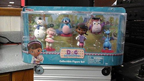 ドックはおもちゃドクター ディズニーチャンネル ドックのおもちゃびょういん 【送料無料】Doc Mcstuffins collectible figure setドックはおもちゃドクター ディズニーチャンネル ドックのおもちゃびょういん