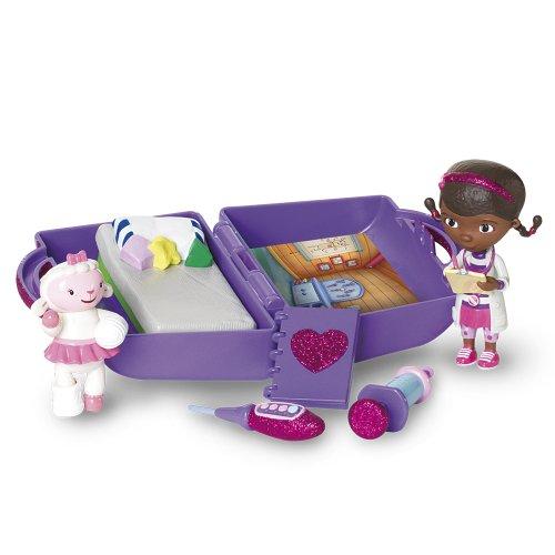 ドックはおもちゃドクター ディズニーチャンネル ドックのおもちゃびょういん 90119 Doc Mcstuffins Mini Clinic Playsetドックはおもちゃドクター ディズニーチャンネル ドックのおもちゃびょういん 90119