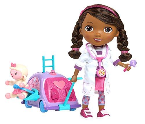 ドックはおもちゃドクター ディズニーチャンネル ドックのおもちゃびょういん 91040 Doc McStuffins Walk 'N Talk Dollドックはおもちゃドクター ディズニーチャンネル ドックのおもちゃびょういん 91040