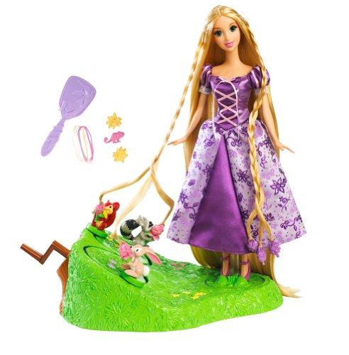 塔の上のラプンツェル タングルド ディズニープリンセス T2579 Disney Tangled Featuring Rapunzel Braiding Friends Hair Braider塔の上のラプンツェル タングルド ディズニープリンセス T2579