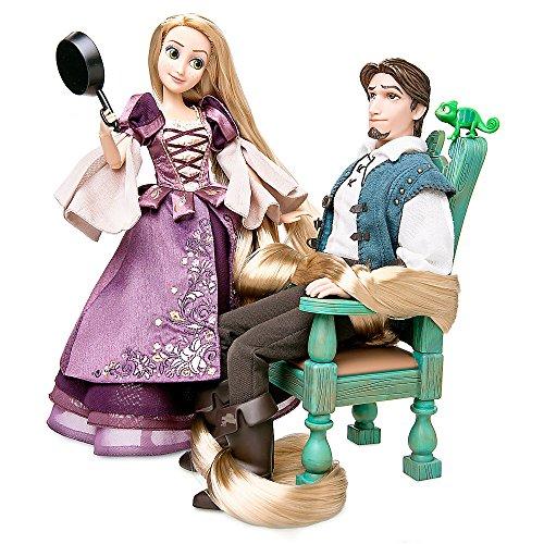 塔の上のラプンツェル タングルド ディズニープリンセス 460034225099 Disney Rapunzel and Flynn Doll Set - Disney Designer Fairytale Collection塔の上のラプンツェル タングルド ディズニープリンセス 460034225099
