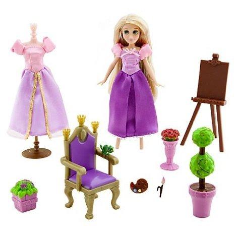 塔の上のラプンツェル タングルド ディズニープリンセス Disney ( Disney ) Tangled Rapunzel Mini Doll Play Set Doll doll figure ( parallel imports )塔の上のラプンツェル タングルド ディズニープリンセス
