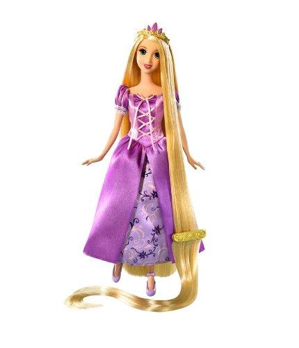 塔の上のラプンツェル タングルド ディズニープリンセス T8030 【送料無料】Disney Tangled Featuring Rapunzel with Hair Extension塔の上のラプンツェル タングルド ディズニープリンセス T8030