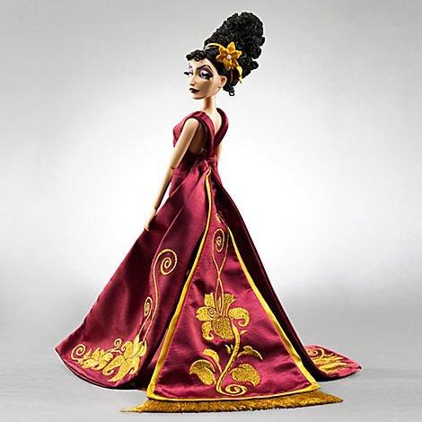 塔の上のラプンツェル タングルド ディズニープリンセス Mother Gothel Disney Villains Designer Collection Doll塔の上のラプンツェル タングルド ディズニープリンセス