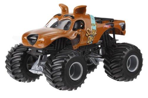ホットウィール マテル ミニカー ホットウイール BGH23 【送料無料】Hot Wheels Monster Jam Scooby Doo Die-Cast Vehicle, 1:24 Scaleホットウィール マテル ミニカー ホットウイール BGH23
