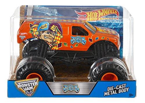 ホットウィール マテル ミニカー ホットウイール DJW95 Hot Wheels Monster Jam Jester Truckホットウィール マテル ミニカー ホットウイール DJW95