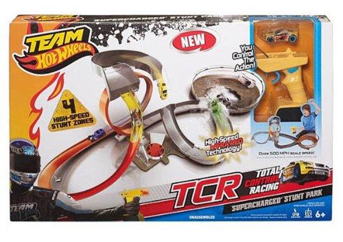 ホットウィール マテル ミニカー ホットウイール X0171 Hot Wheels Team Hot Wheels Total Control Racing Stunt Parkホットウィール マテル ミニカー ホットウイール X0171