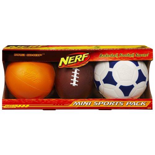 ナーフスポーツ アメリカ 直輸入 ナーフ スポーツ 26306 【送料無料】Nerf Pro Shop Mini Sports Packナーフスポーツ アメリカ 直輸入 ナーフ スポーツ 26306