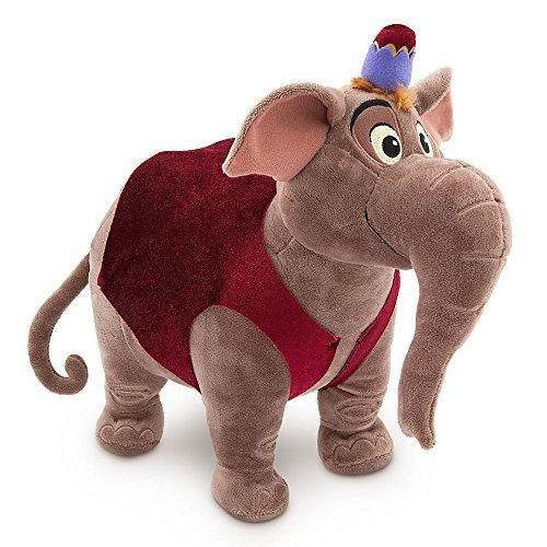アラジン ジャスミン ディズニープリンセス 【送料無料】Disney Aladdin Abu as Elephant Exclusive 13.5 Plush Doll by Aladdinアラジン ジャスミン ディズニープリンセス