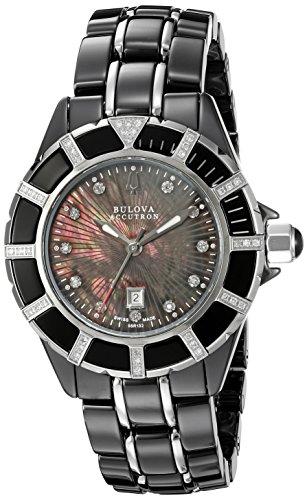 ブローバ 腕時計 レディース 65R132 【送料無料】Bulova Women's 65R132 Mirador Analog Display Swiss Quartz Two Tone Watchブローバ 腕時計 レディース 65R132