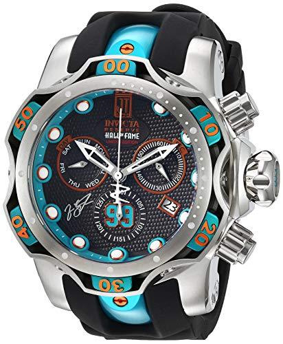 インヴィクタ インビクタ リザーブ 腕時計 メンズ 25305 【送料無料】Invicta Men's JT Stainless Steel Quartz Watch with Silicone Strap, Two Tone, 24.4 (Model: 25305)インヴィクタ インビクタ リザーブ 腕時計 メンズ 25305