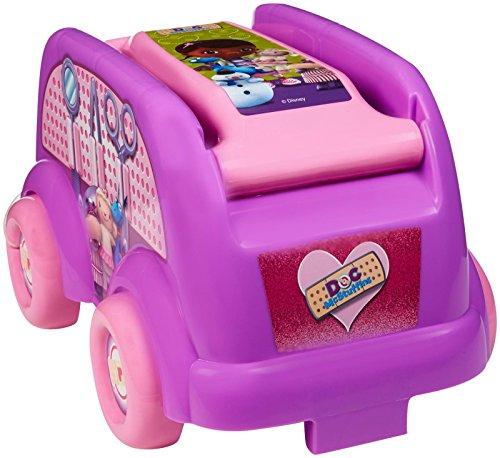 ドックはおもちゃドクター ディズニーチャンネル ドックのおもちゃびょういん 2894 Doc Mcstuffins Medical Mobile Roll N Go Wagon Ride-Onドックはおもちゃドクター ディズニーチャンネル ドックのおもちゃびょういん 2894