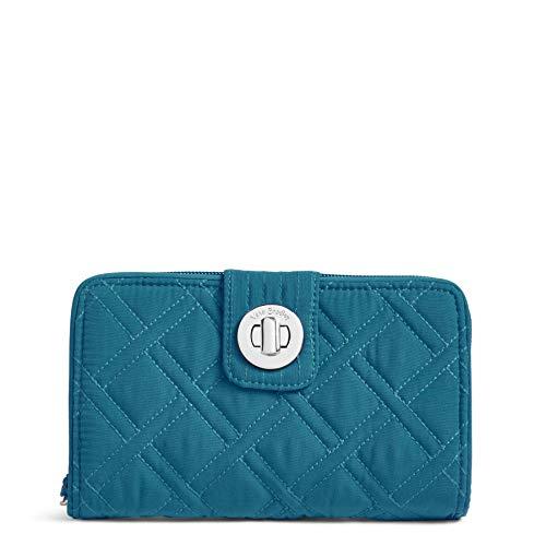 ヴェラブラッドリー ベラブラッドリー アメリカ 日本未発売 財布 21952 Vera Bradley RFID Turnlock Wallet, Microfiberヴェラブラッドリー ベラブラッドリー アメリカ 日本未発売 財布 21952