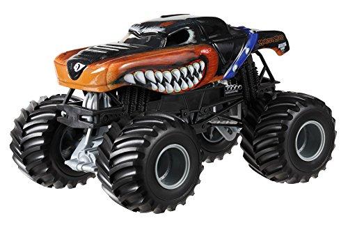 ホットウィール マテル ミニカー ホットウイール BGH22 【送料無料】Hot Wheels Monster Jam Monster Mutt Die-Cast Vehicle, 1:24 Scaleホットウィール マテル ミニカー ホットウイール BGH22