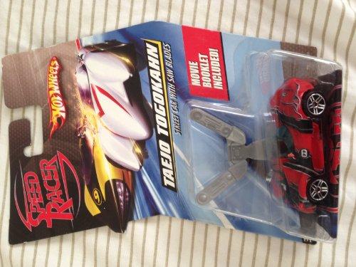 ホットウィール マテル ミニカー ホットウイール M5928 Hot Wheels Speed Racer Taejo Togokhan Street Car with Saw Bladesホットウィール マテル ミニカー ホットウイール M5928