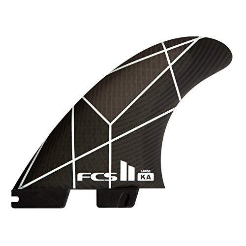 サーフィン フィン マリンスポーツ 【送料無料】FCS II KA Performance Core Tri Fin Set - Largeサーフィン フィン マリンスポーツ