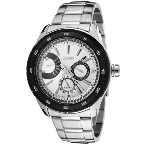 セイコー 腕時計 メンズ SNT021 【送料無料】Seiko Men's SNT021 Silver Dial Stainless Steel Watchセイコー 腕時計 メンズ SNT021