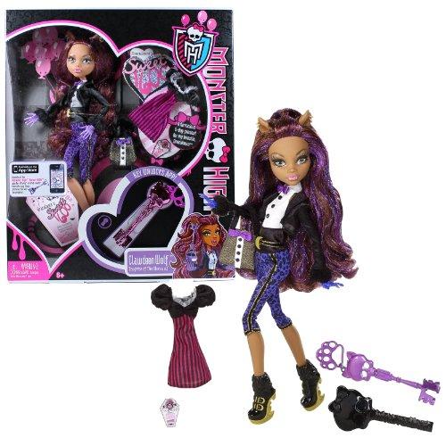 モンスターハイ 人形 ドール Mattel Year 2011 Monster High