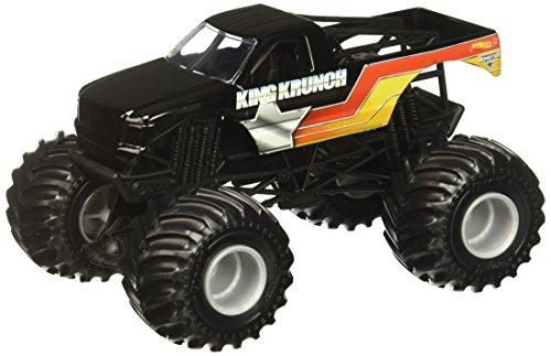 ホットウィール マテル ミニカー ホットウイール DWP17 Hot Wheels Monster Jam King Krunch Vehicle, 1:24 Scaleホットウィール マテル ミニカー ホットウイール DWP17