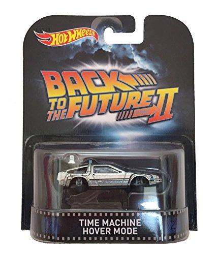 ホットウィール マテル ミニカー ホットウイール CFR15 【送料無料】Time Machine Hover Mode