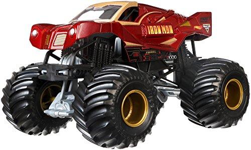 ホットウィール マテル ミニカー ホットウイール CHV11 Hot Wheels Monster Jam 1:24 Die-Cast Ironman Vehicleホットウィール マテル ミニカー ホットウイール CHV11