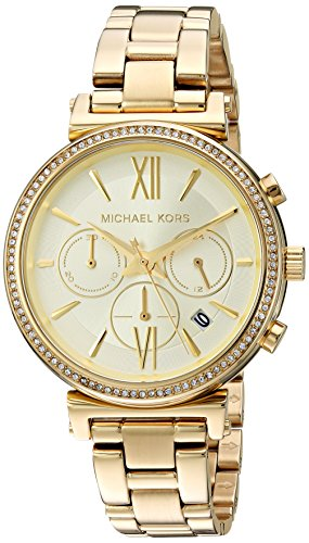 マイケルコース 腕時計 レディース 母の日特集 マイケル・コース MK6559 【送料無料】Michael Kors Women's Sofie Analog Display Analog Quartz Gold Watch MK6559マイケルコース 腕時計 レディース 母の日特集 マイケル・コース MK6559