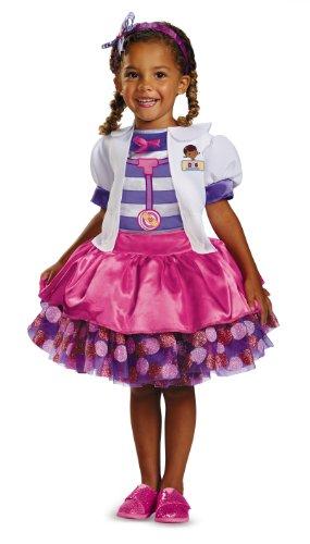 ドックはおもちゃドクター ディズニーチャンネル ドックのおもちゃびょういん 69812L 【送料無料】Disney Doc McStuffins Tutu Deluxe Girls' Costumeドックはおもちゃドクター ディズニーチャンネル ドックのおもちゃびょういん 69812L