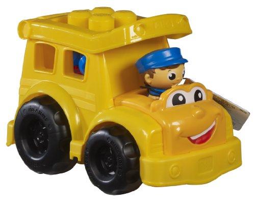 メガブロック メガコンストラックス 組み立て 知育玩具 CND83 【送料無料】Mega Bloks Sonny School Busメガブロック メガコンストラックス 組み立て 知育玩具 CND83