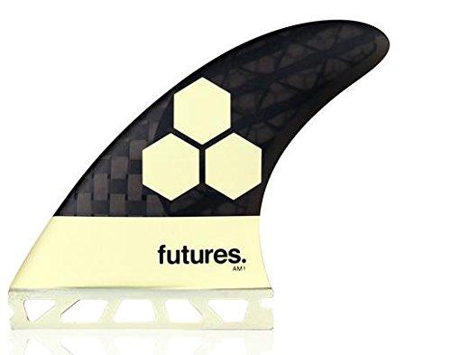 サーフィン フィン マリンスポーツ Futures AM1 Blackstix (Medium)サーフィン フィン マリンスポーツ