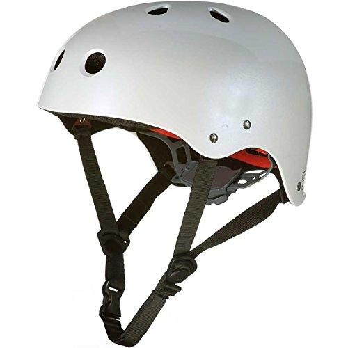 ウォーターヘルメット 安全 マリンスポーツ サーフィン ウェイクボード Shred Ready Shred Ready Sesh Kayak Helmet Pearl White, One Sizeウォーターヘルメット 安全 マリンスポーツ サーフィン ウェイクボード Shred Ready