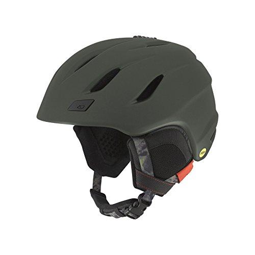 スノーボード ウィンタースポーツ 海外モデル ヨーロッパモデル アメリカモデル Nine MIPS Helmet Giro Nine MIPS Snow Helmet Matte Olive Mediumスノーボード ウィンタースポーツ 海外モデル ヨーロッパモデル アメリカモデル Nine MIPS Helmet