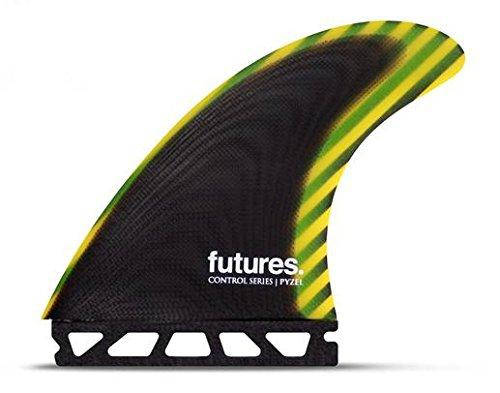サーフィン フィン マリンスポーツ Futures Pyzel Control (Large)サーフィン フィン マリンスポーツ