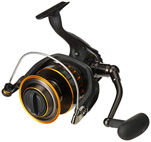 リール Daiwa ダイワ 釣り道具 フィッシング BG5000 Daiwa BG5000 BG Saltwater Spinning Reel, 5000, 5.7: 1 Gear Ratio, 6+1 Bearings, 47.40