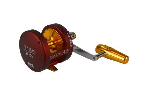 リール TICA 釣り道具 フィッシング STL16 (Red) STL16 Offshore (Red)リール TICA 釣り道具 フィッシング STL16 (Red)