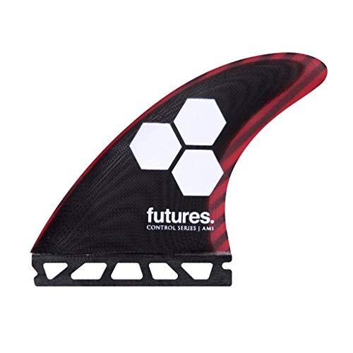 サーフィン フィン マリンスポーツ New Futures Surf Fam1 Carbon Fiberglass Tri Fin Set Glass Redサーフィン フィン マリンスポーツ