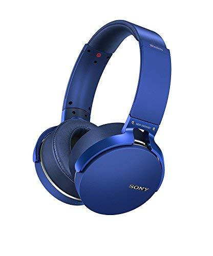 海外輸入ヘッドホン ヘッドフォン イヤホン 海外 輸入 MDR-XB950B1/L Sony XB950B1 Extra Bass Wireless Headphones with App Control, Blue海外輸入ヘッドホン ヘッドフォン イヤホン 海外 輸入 MDR-XB950B1/L