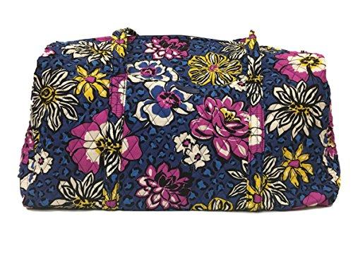ヴェラブラッドリー ベラブラッドリー アメリカ フロリダ州マイアミ 日本未発売 15826-165 Vera Bradley Large Duffel Bag (African Violet with Violet Interior)ヴェラブラッドリー ベラブラッドリー アメリカ フロリダ州マイアミ 日本未発売 15826-165