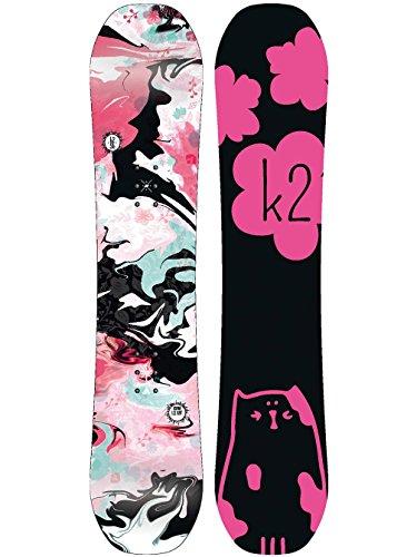 スノーボード ウィンタースポーツ ケーツー 2017年モデル2018年モデル多数 K2 Lil Kat Snowboard 2018 - Kid's 110cmスノーボード ウィンタースポーツ ケーツー 2017年モデル2018年モデル多数