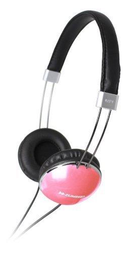 海外輸入ヘッドホン ヘッドフォン イヤホン 海外 輸入 ZHP-300 Pink Zumreed ZHP-300 Slim Wire Headband Stereo Headphones, Pink海外輸入ヘッドホン ヘッドフォン イヤホン 海外 輸入 ZHP-300 Pink