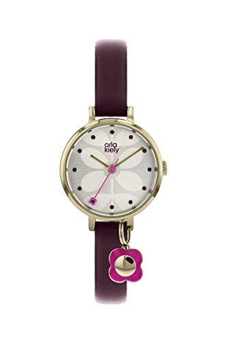 オーラ・カイリー 腕時計 レディース イギリス イングランド OK2186 Orla Kiely OK2186 Ladies Ivy Watchオーラ・カイリー 腕時計 レディース イギリス イングランド OK2186