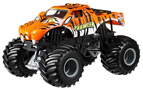 ホットウィール マテル ミニカー ホットウイール CCB01 Hot Wheels Monster Jam Prowler Die-Cast Vehicleホットウィール マテル ミニカー ホットウイール CCB01