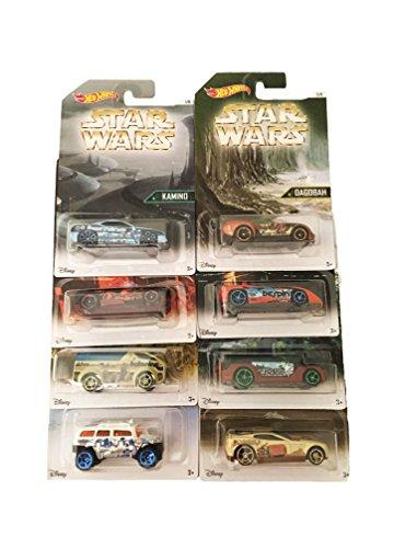 ホットウィール マテル ミニカー ホットウイール 【送料無料】Hot Wheels Star War Bundleホットウィール マテル ミニカー ホットウイール